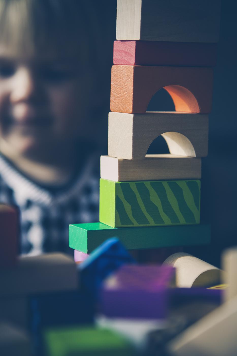 Индивидуална терапия с деца от всички възрасти (2-16 години)