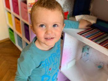 Езиково развитие на малкото дете: 1-2 години (ориентири)