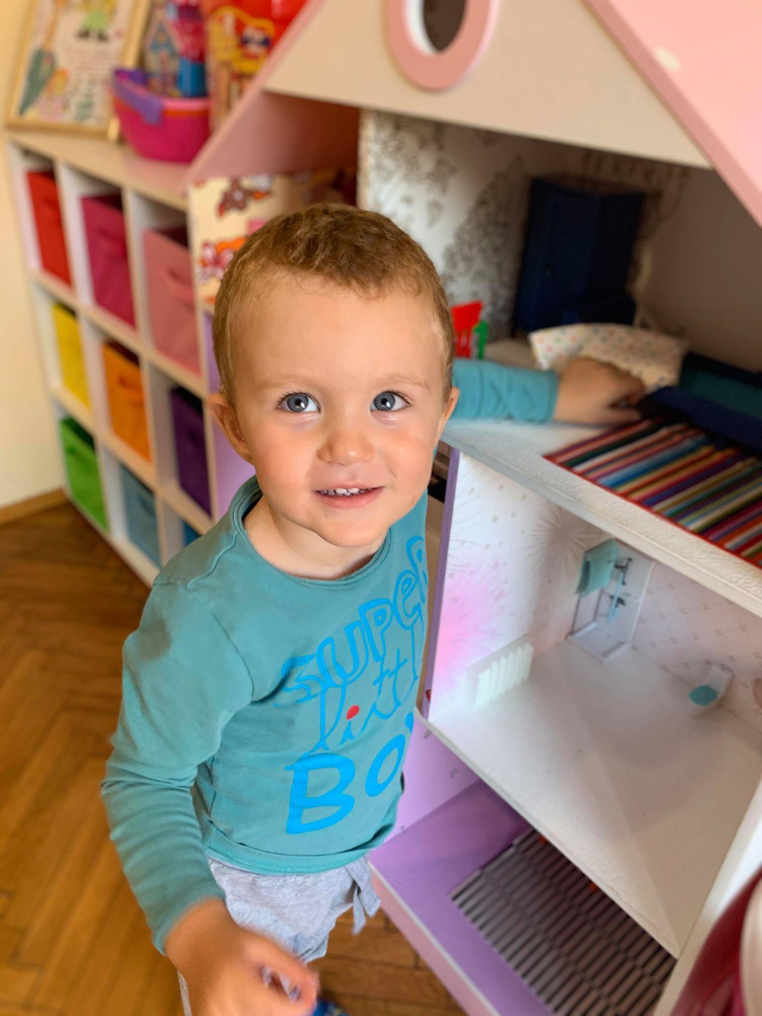 Езиковото развитие на малкото дете: 1-2 години